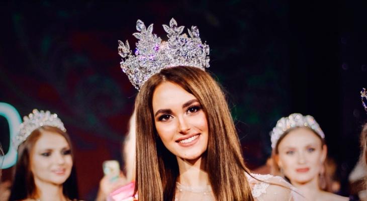 Само очарование: рязанка победила во Всероссийском конкурсе «Российская Красавица 2020»